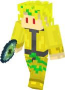 【minecraft】DIO