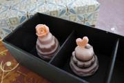 【石鹸彫刻】 プチルフール