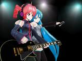 【MMD】ネギドリル LIVE