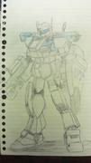 受験生がシャープペン一本で授業中に描いた絵シリーズ5(ガチ)