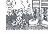 【再掲】アナログ落描き