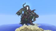 【Minecraft】 ロマサガ3 ドラゴンルーラー 【マインクラフト】