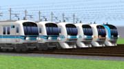 Tokyometro Tozai line's