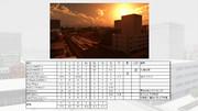 【MME】空色町、ビルに沈む陽 - 設定表