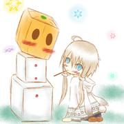 雪+ゆかり+ポッキー=?