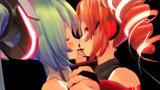 【MMD】ネギドリルブレイク! ポッキー2012【キマシタワー】
