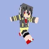 【Minecraft】エネ(アクター版?)【スキン】