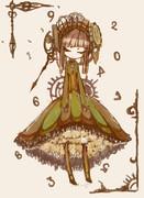 【オリジ】時計っ子