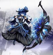 闇蒼の結婚式 - ウエディング・ザ・ダーク・ブルー