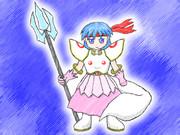 インキュアーマー魔法少女