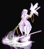 光陰の魔法と魔法少女。