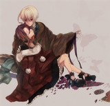 蝶乙女と銀の王子