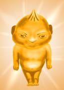 黄金のキューピーちゃんプレゼントキャンペーン【大嘘】