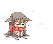 (*`△´)...!