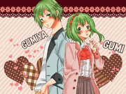 GUMIYAとGUMI