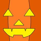 かぼちゃお化け2 描いてみた