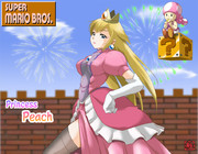【スーパーマリオ】 ピーチ姫