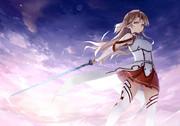 剣士アスナ