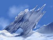 30分で雪景色