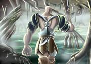 湿地の戦士【完成】