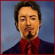 Tony Stark(習作)