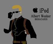 ウェスカー iPod風