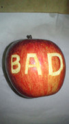 Bad Apple!!(笑)