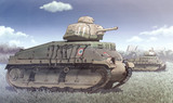 メルドープに敵戦車!
