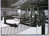 【切り絵】 ~神社~