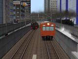 ゆく列車くる列車