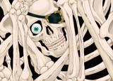 骨パズル(CG)