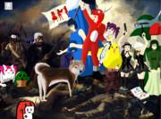 【魔王RAVE】軍団を率いる自由な魔王【集合版】