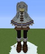 [Minecraft]雪ゆかりさん