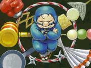 【アルティメット】エビス丸【絵心教室】