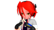 【MMD製作状況】あにまさ式 媛次ニアver2 03