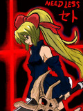 【NEEDLESS】セト【聖剣エクスカリ棒】