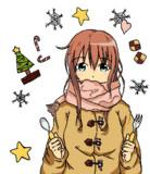 クリスマスはもうすぐ・・・今年は誰とすごしますか?
