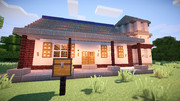 【Minecraft】アリスの家【幻想郷再現】