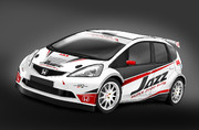 HONDA Jazz(Fit) RALLY
