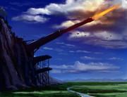 地対地大陸間戦略要塞層塔砲『デア・リング・デス・ニーベルンゲン』改改改