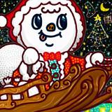 ☆【クジラ雲】☆:クリスマスver.
