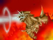 風の谷のナウシカの巨神兵