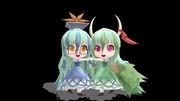 【東方MMD】ケーネダヨーで再現してみた【東方堕妖類】