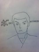四谷さん描いてみた
