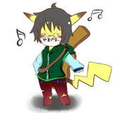 やまげなーさんポケ擬☆ギター☆