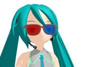 勇者ヨシヒコ風3Dメガネ