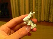 割り箸折り紙