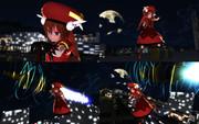紅の鉄騎 鉄槌の騎士