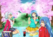 みんなでお花見~spring festival~