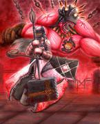 悪魔憑き サタン子